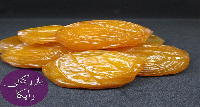 فروش انواع آلو زرد خشک